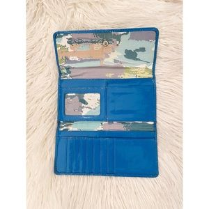 Anthropologie • Miss Albright Leather Wallet